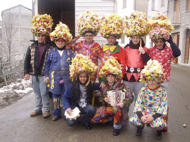 carnevale Schiavi d'Abruzzo